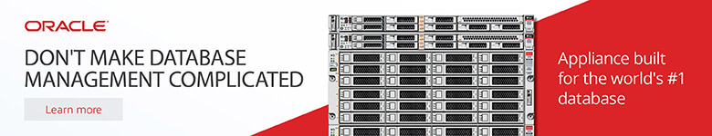 Ad: Oracle Don't make database management complicated. Learn more