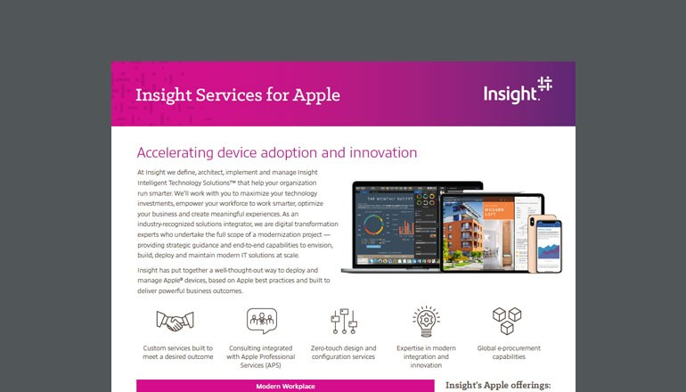 Thumbnail image of Apple datasheet available to download below
