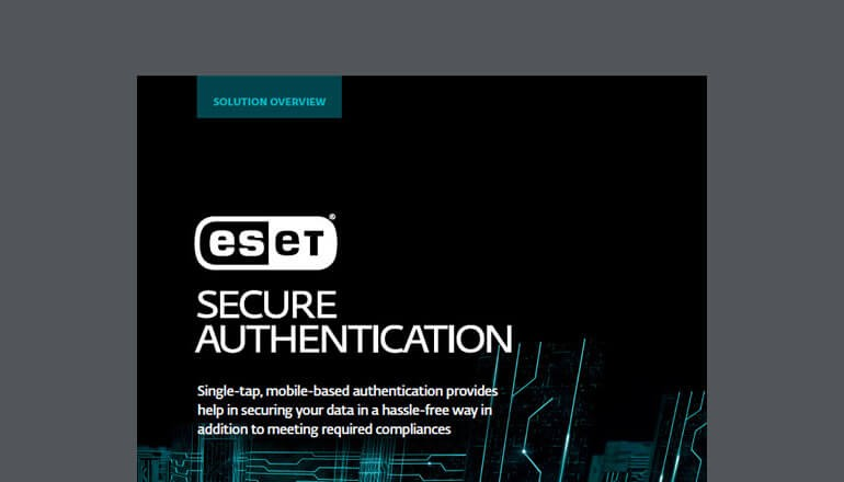 ESET Secure Authentication thumbnail